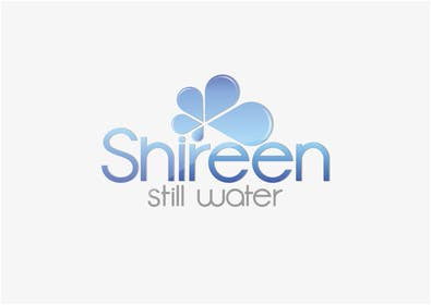 #143 para Design a Logo for Shireen Still Water por ZenoDesign
