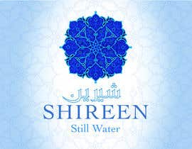 #187 para Design a Logo for Shireen Still Water por eloren