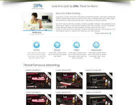 #26 untuk One page website design for franchise oleh dreamstudios0