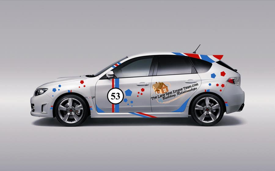 #26 for I need some Graphic Design for Vehicle Graphics by shemulehsan