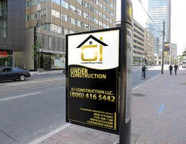 #3 for Design a Construction job site sign by TDuongVn