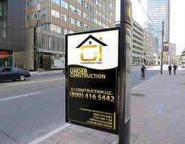 Nro 3 kilpailuun Design a Construction job site sign käyttäjältä TDuongVn