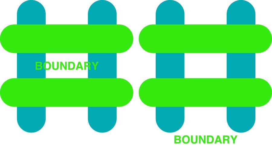 "#10 for Design a Logo for a website/ app ""Boundary"" by ParjaDesigns"