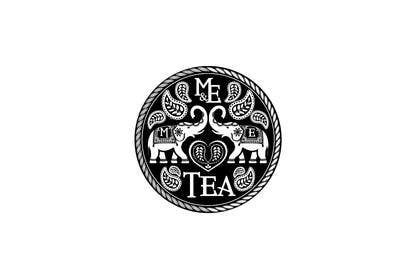 #38 for Design a Logo to use on a tea label for a wedding gift by mattosumi