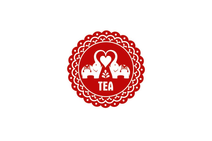 #48 for Design a Logo to use on a tea label for a wedding gift by ImArtist