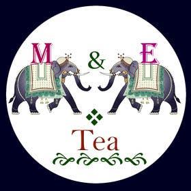 #36 for Design a Logo to use on a tea label for a wedding gift by binoyjoseph