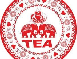 #23 untuk Design a Logo to use on a tea label for a wedding gift oleh bhushank27