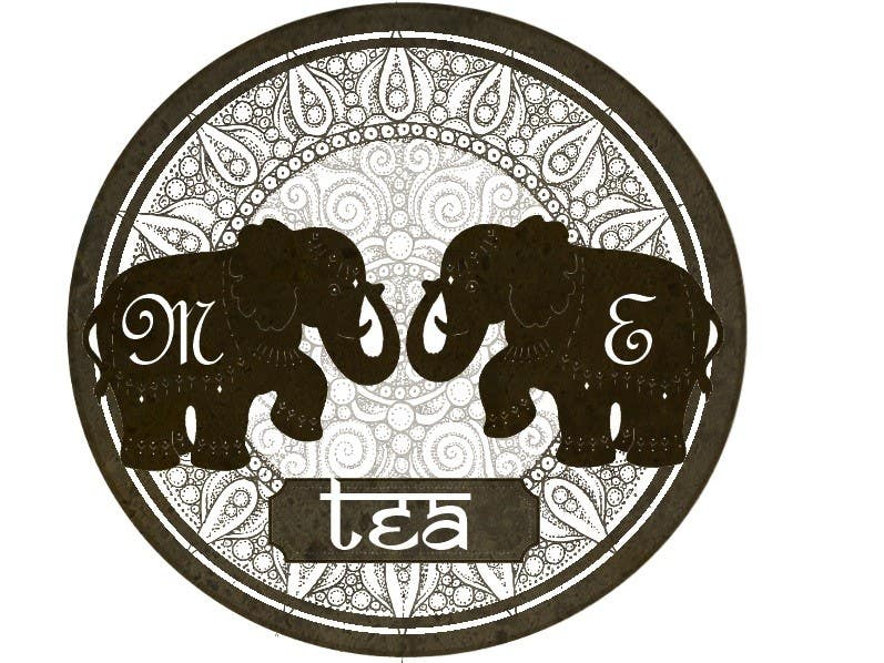 #34 for Design a Logo to use on a tea label for a wedding gift by nwreliableone