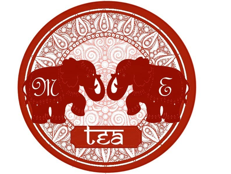 #35 for Design a Logo to use on a tea label for a wedding gift by nwreliableone