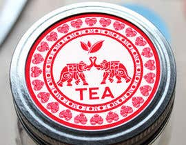 #42 untuk Design a Logo to use on a tea label for a wedding gift oleh andrewangel