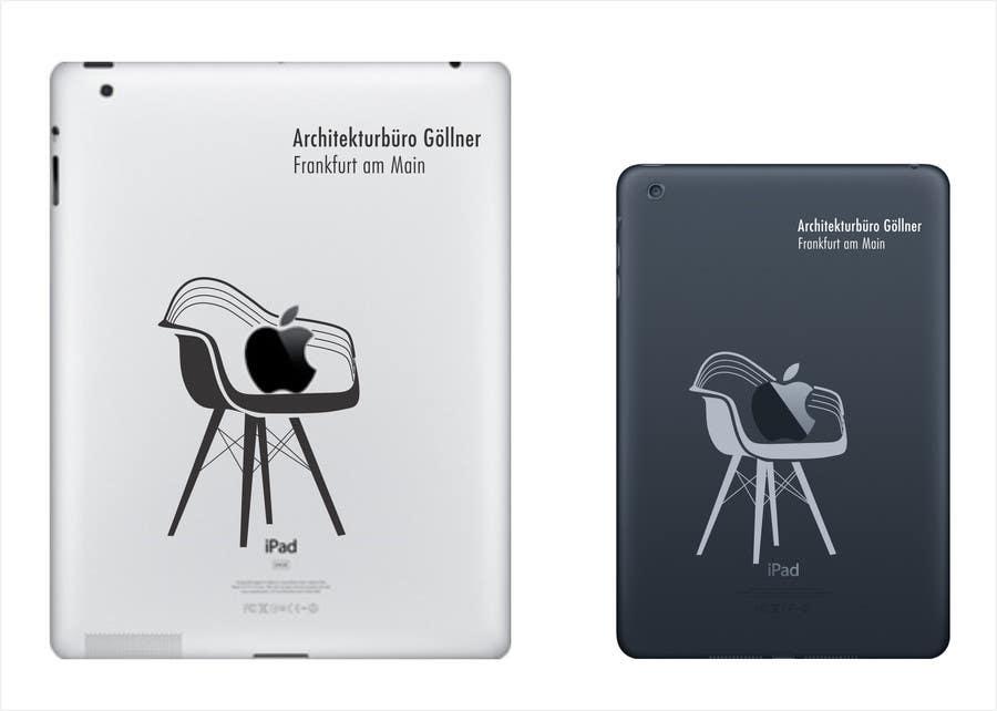 Kilpailutyö #17 kilpailussa Urgend!! Create different design layouts for a iPad/ipad mini laser engraving