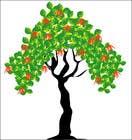 Graphic Design Inscrição do Concurso Nº30 para Wall decal design - Trees and Flowers