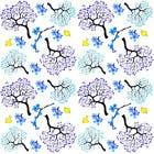 Graphic Design Inscrição do Concurso Nº39 para Wall decal design - Trees and Flowers