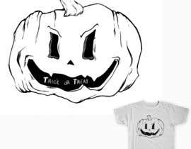 #16 for Halloween t-shirt af maximo20858