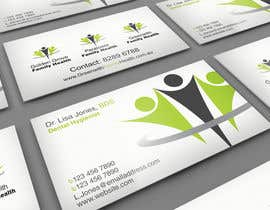#29 para Medical Practice Business Card Design por midget