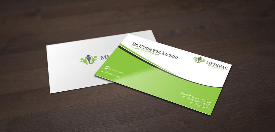 #21 for Medical Practice Business Card Design by jahidululazmi