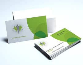 nº 40 pour Medical Practice Business Card Design par nantia