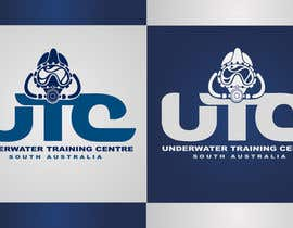 #115 untuk Logo Design for Underwater Training Centre - South Australia oleh bertografix