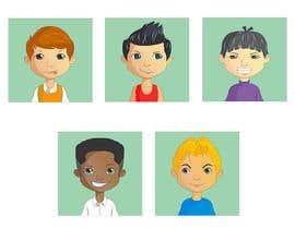 Nro 25 kilpailuun Avatars for a school website käyttäjältä karmachela