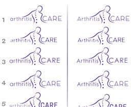 Nro 1160 kilpailuun A logo for ArthritisCARE in Australia käyttäjältä starikma