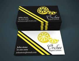 Nro 6 kilpailuun Logo & business card for selling lemons! käyttäjältä Blazeloid