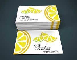 Nro 10 kilpailuun Logo & business card for selling lemons! käyttäjältä Blazeloid