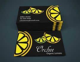 Nro 11 kilpailuun Logo & business card for selling lemons! käyttäjältä Blazeloid
