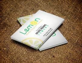 Nro 14 kilpailuun Logo & business card for selling lemons! käyttäjältä elkarmani