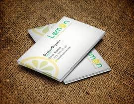 Nro 26 kilpailuun Logo & business card for selling lemons! käyttäjältä elkarmani