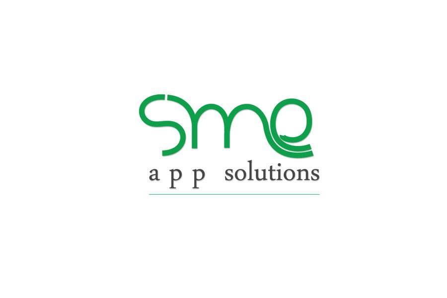 Kilpailutyö #25 kilpailussa Smartphone App Development Company Logo