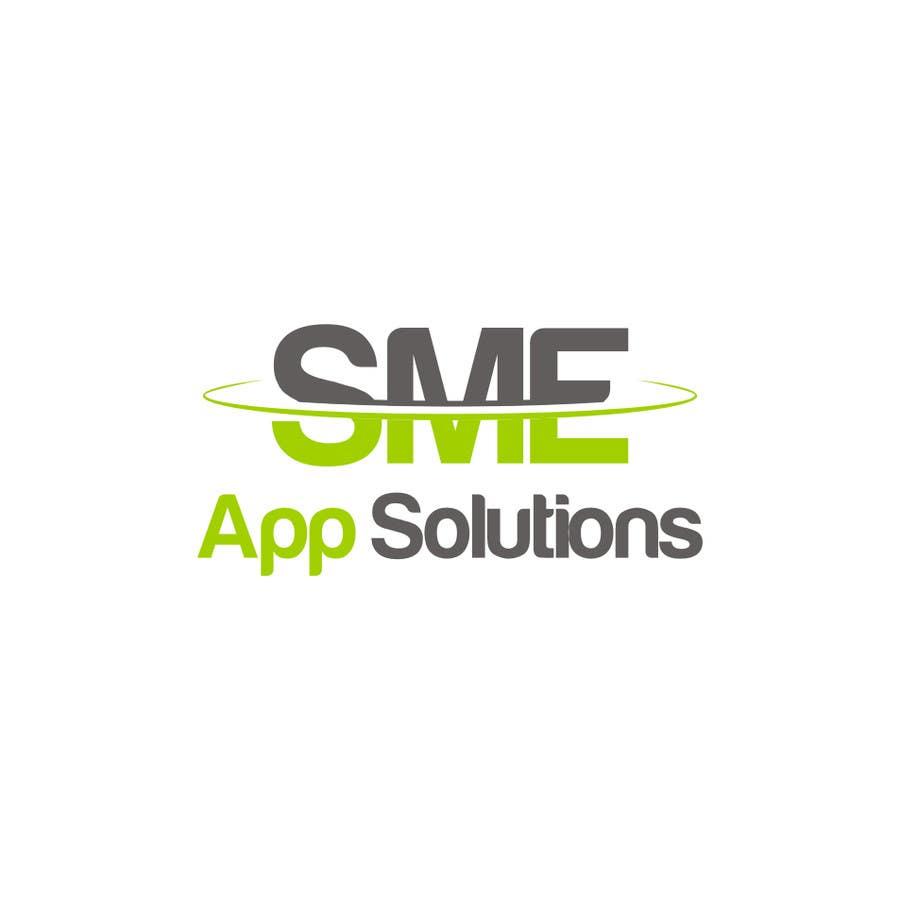 Kilpailutyö #27 kilpailussa Smartphone App Development Company Logo