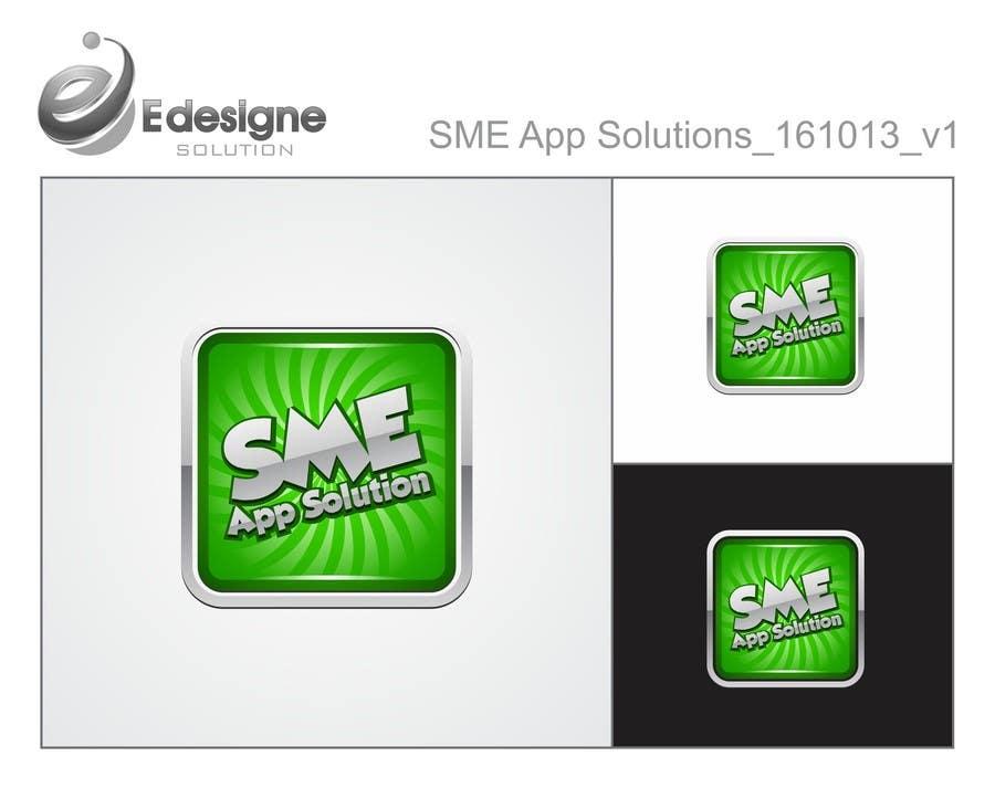 Penyertaan Peraduan #29 untuk Smartphone App Development Company Logo
