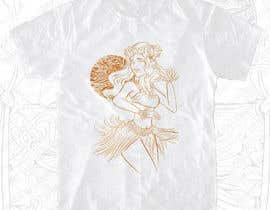 nº 42 pour Design a T-Shirt for Hula dancing event par leninvallejos