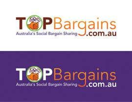 Nro 59 kilpailuun Design a Logo for TopBargains käyttäjältä rajnandanpatel
