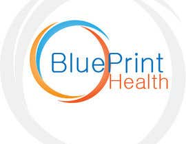 nº 376 pour Logo Design for Blueprint Health par kamranramzan