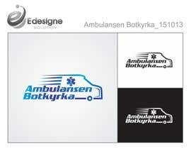 "#3 for Designa en t-shirt for ""Ambulansen Botkyrka"" by edesignsolution"