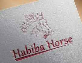 Nro 34 kilpailuun Illustrate/vectorise a Drawn Horse for a logo käyttäjältä tapas10