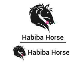 Nro 29 kilpailuun Illustrate/vectorise a Drawn Horse for a logo käyttäjältä luutrongtin89