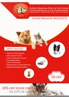 Graphic Design Contest Entry #13 for Design a Flyer for our Petfood Business