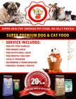 Contest Entry #27 for Design a Flyer for our Petfood Business