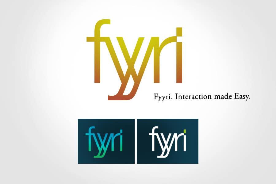 Inscrição nº                                         317                                      do Concurso para                                         Logo Design for Fyyri
