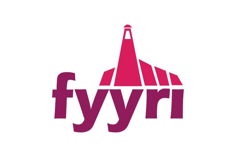 """Intrarea #143 pentru concursul """"Logo Design for Fyyri"""""""