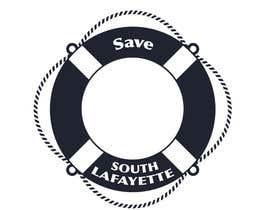 Nro 7 kilpailuun Save South Lafayette Logo käyttäjältä stevenadjibi