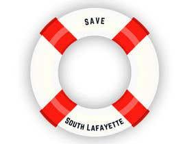 Nro 3 kilpailuun Save South Lafayette Logo käyttäjältä sumitrz