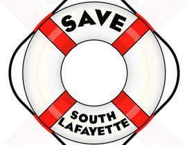 Nro 9 kilpailuun Save South Lafayette Logo käyttäjältä sumitrz