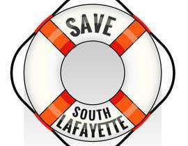 Nro 11 kilpailuun Save South Lafayette Logo käyttäjältä sumitrz