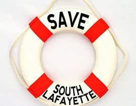 Nro 8 kilpailuun Save South Lafayette Logo käyttäjältä stajera