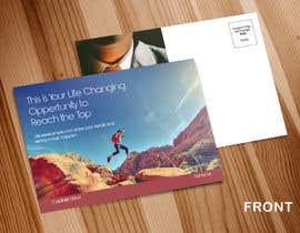 Nro 7 kilpailuun Design a Postcard (Front and Back) käyttäjältä dulphy82