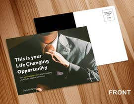 Nro 9 kilpailuun Design a Postcard (Front and Back) käyttäjältä dulphy82