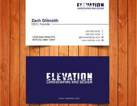 #55 for Design an AWESOME business card by AllGraphicsMaker